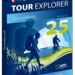 MagicMaps Routenplanungsoftware DVD Tour Explorer 25 Set West V6.0 Nw/He/Rp/Sl, FA003560031