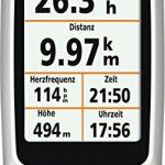 Garmin Edge Touring Plus Fahrrad Navi – bis zu 15 Std. Akkulaufzeit, Fahrrad-Karte (Europa), ANT+-Schnittstelle