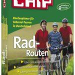 CHIP Rad-Routen, 1 CD-ROM Routenplaner für Fahrrad-Touren in Deutschland. Über 300 ausgesuchte Radtouren. Touren einfach selber planen. Über 30.000 km geteste Strecke. (Chip Travel-Line)