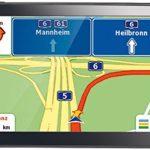 """PEARL Navi: 5""""-GPS-Navigationssystem VX-50 Easy mit Karten für Deutschland (Autonavi)"""